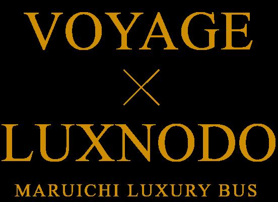 VOYAGE × LUXNODO
